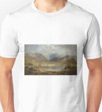 Loch Long by Robert Seldon Duncanson Unisex T-Shirt