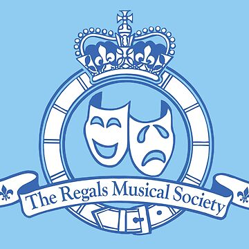The Regals Musical Society Inc. - Small Logo by RegalsMusicals