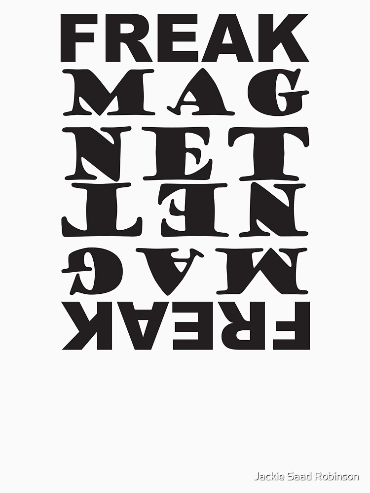 Freak Magnet by fashionforlove