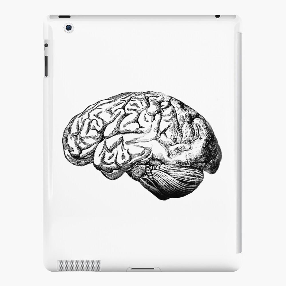 Anatomie des Gehirns iPad-Hülle & Skin