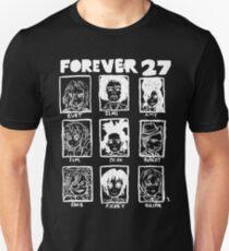 Für immer 27 Club Unisex T-Shirt