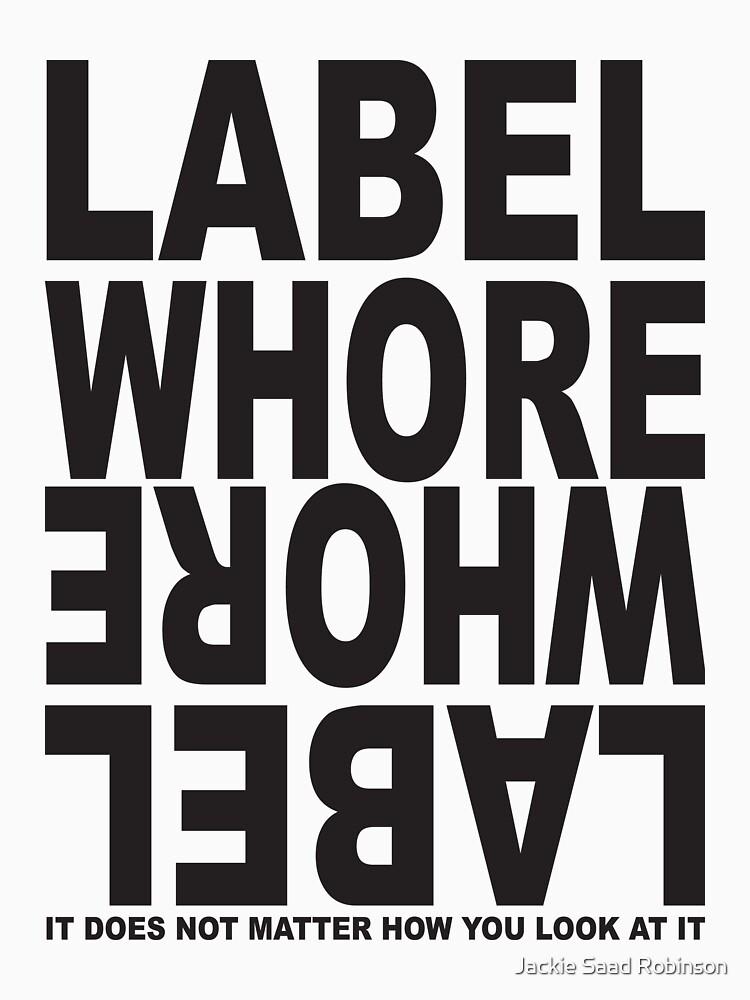 Label Whore by fashionforlove