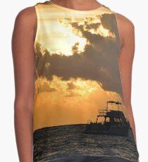 Sunrise Sail Contrast Tank