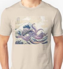 The Great Ultros Off Kanagawa Unisex T-Shirt