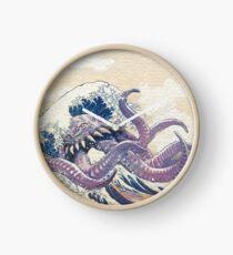 The Great Ultros Off Kanagawa Clock
