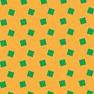 Orange Confetti by psychoandy