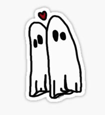Harry Styles // Two Ghosts (stickers) Sticker