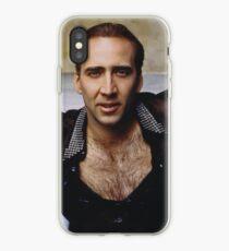 Nicolas Cage - The Shag Carpet iPhone Case