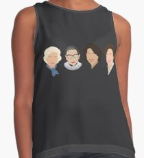 The Supremes Contrast Tank
