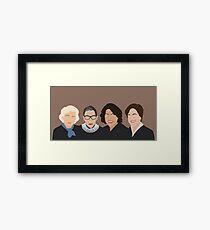 The Supremes Framed Print