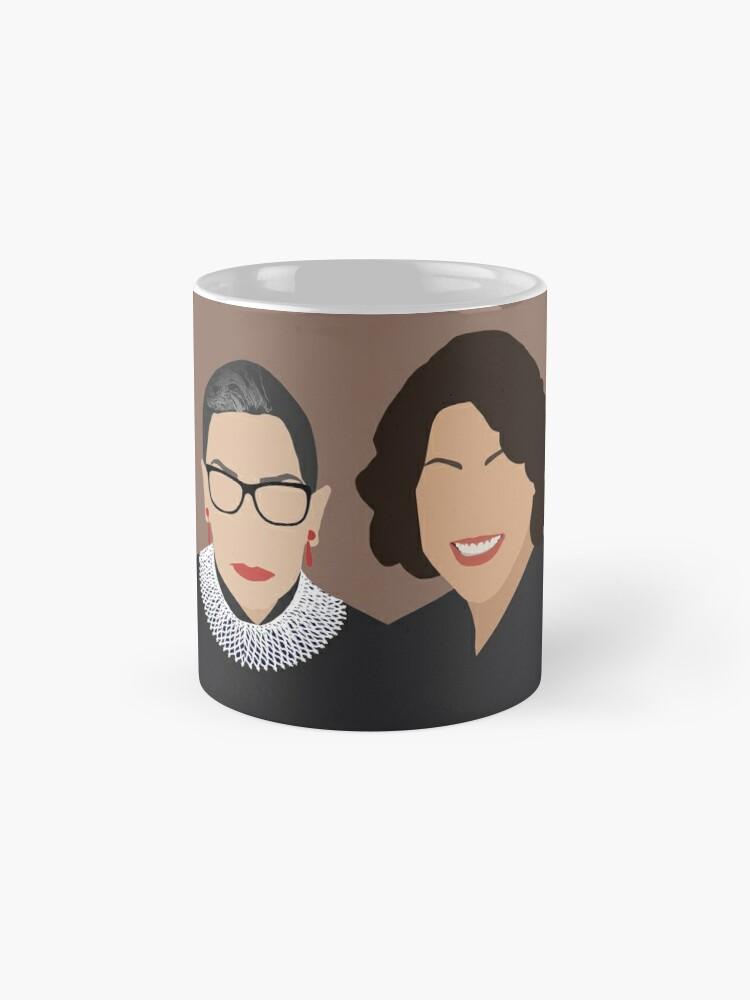 Alternate view of The Supremes Mug