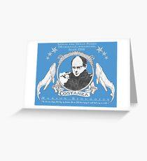 Costanza- Marine Biologist Greeting Card