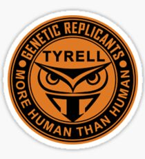 Tyrell Corporation - Bladerunner Sticker