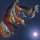 Alien Insect by Margaret Stevens