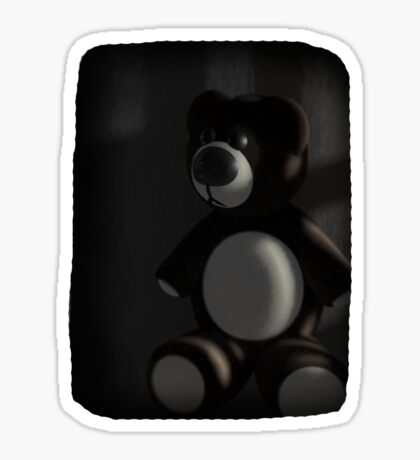 Jail Bear Sticker
