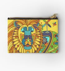 Lion, from the AlphaPod collection Studio Pouch
