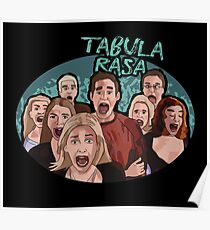 TABULA RASA [BTVS] Poster