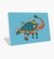 Dinosaur, from the AlphaPod collection Laptop Skin