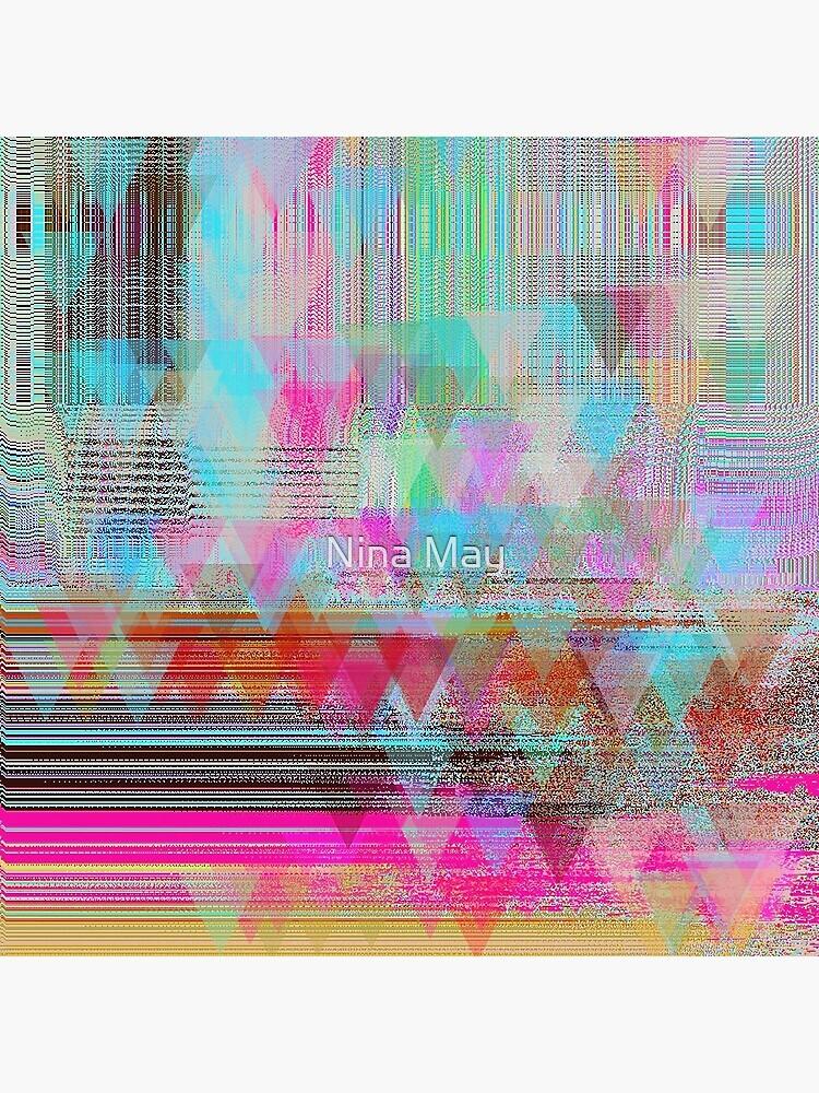 Insta Glitch Pastel by ninabmay