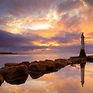 Dramatic dawn light by DualAspect