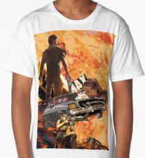 Mad Max Fury Road Fan Art Long T-Shirt