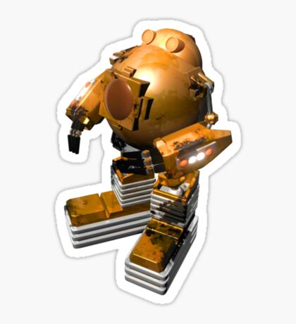 Robomang Sticker