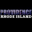 Providence, Rhode Island Skyline by Rhode Island Hype