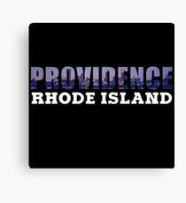Providence, Rhode Island Skyline Canvas Print