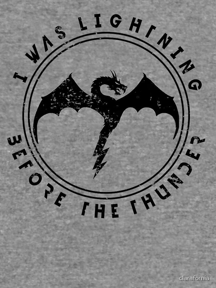 Imagine Dragons Thunder by clarafornia