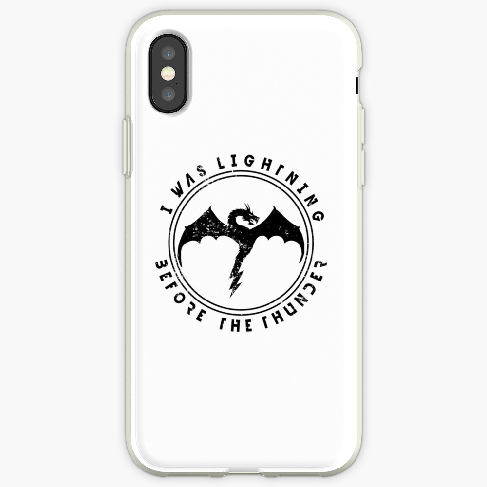 Imagine Dragons Thunder Funda y vinilo para iPhone