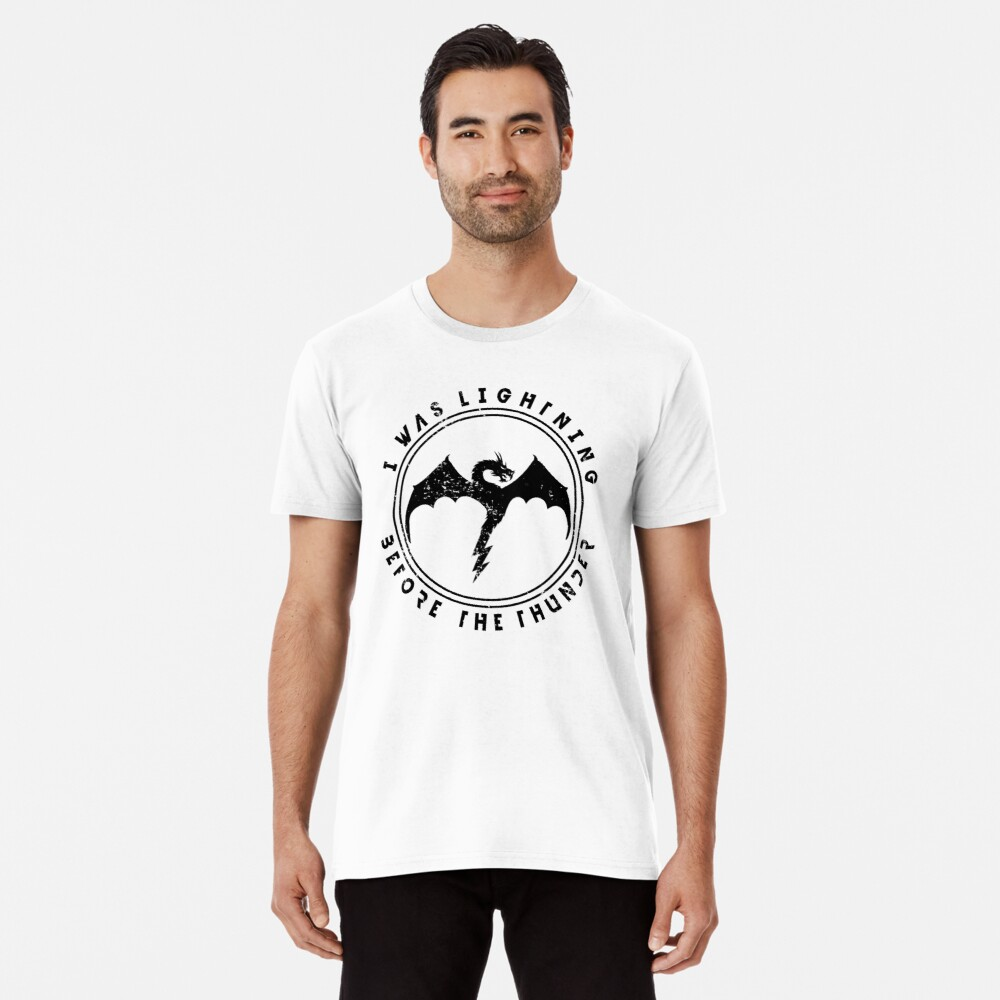 Imagine Dragons Thunder Premium T-Shirt