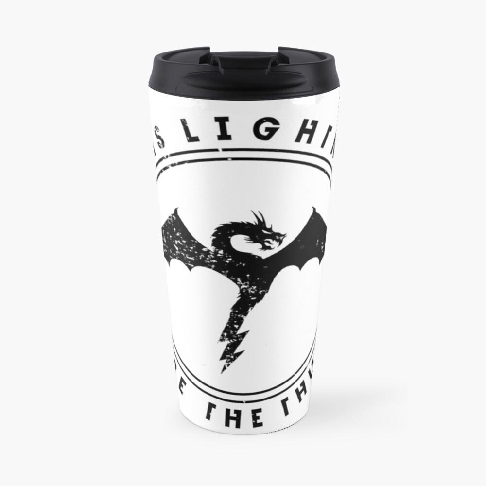 Imagine Dragons Thunder Travel Mug