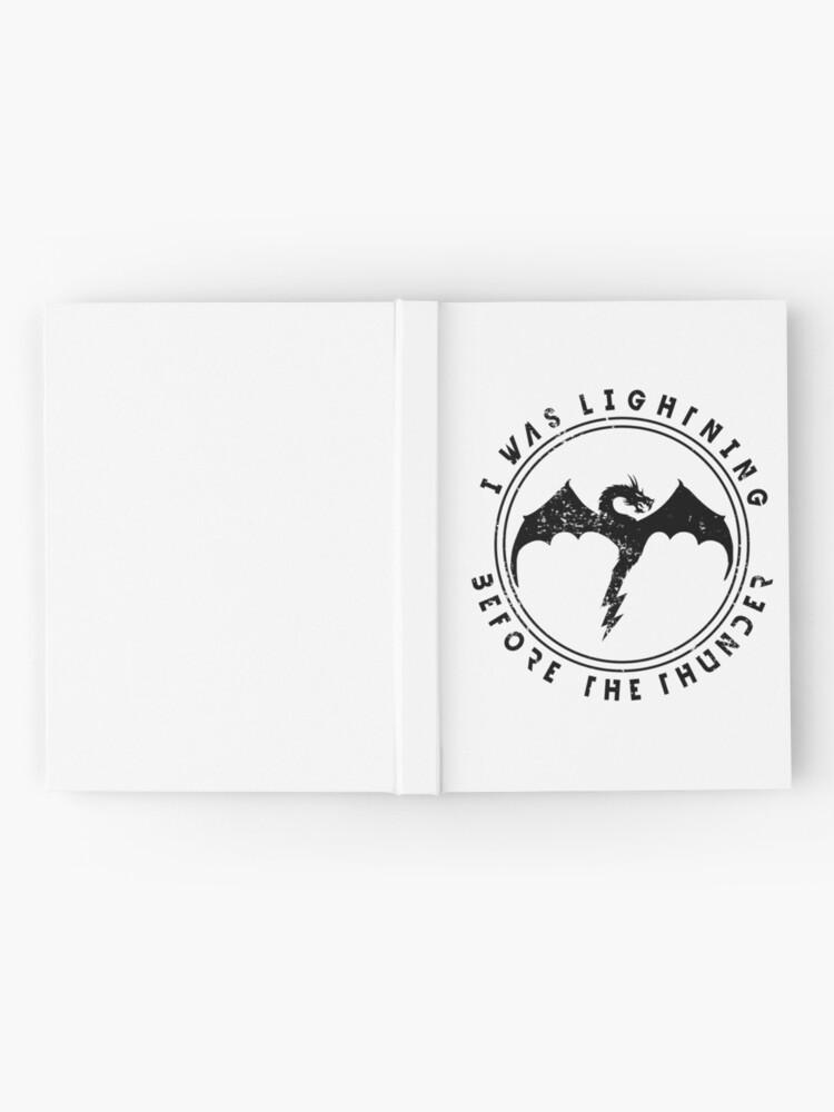 Alternate view of Imagine Dragons Thunder Hardcover Journal