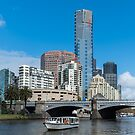 Melbourne by Pauline Tims