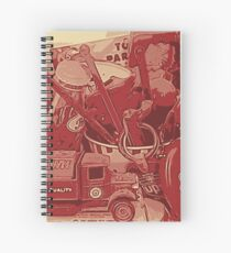 crown Spiral Notebook