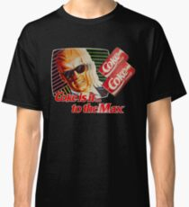 Max Headroom 80s Coke Ad Classic T-Shirt