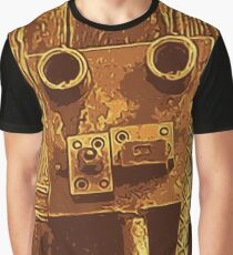 Robot Graphic T-Shirt