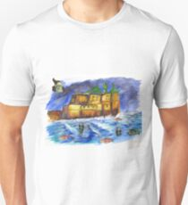 Stormy Castle Infested T-Shirt