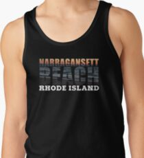 Narragansett Beach, Rhode Island  Tank Top