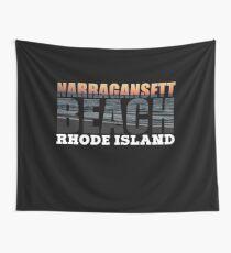 Narragansett Beach, Rhode Island  Wall Tapestry