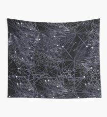 geometry of space Wall Tapestry