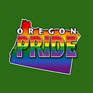 State PRIDE - Oregon by technoqueer