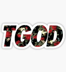 TGODrdrss Sticker