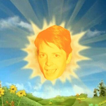 michael j fox aka the sun by malydoozee