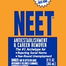 NEET Antiestablishment & Career Remover by merimeaux