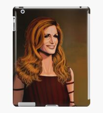 Dalida painting iPad Case/Skin