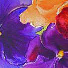 Pansies by Rowi