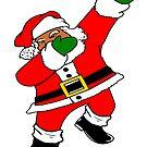 Dab Black Santa by EthosWear