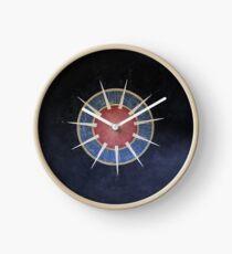 Finite Earth Element Clock