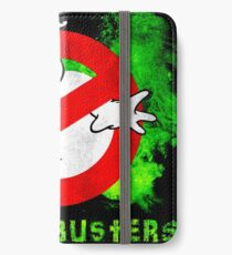 Who you gonna call? iPhone Wallet/Case/Skin
